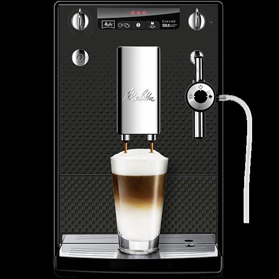 Caffeo® Solo® & Perfect Milk DeLuxe Kaffeevollautomat