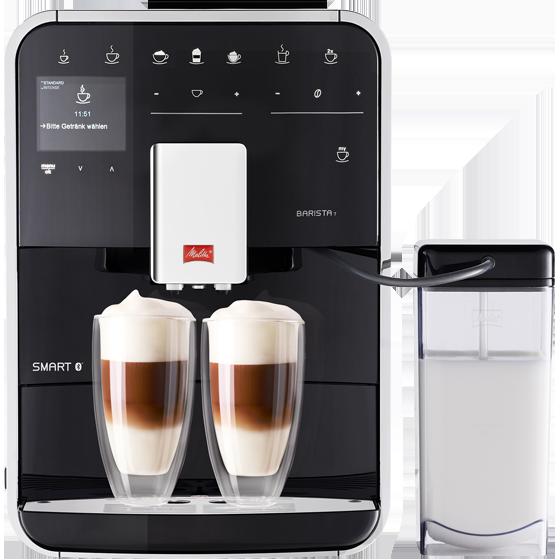 barista t smart kaffeevollautomat melitta online shop. Black Bedroom Furniture Sets. Home Design Ideas