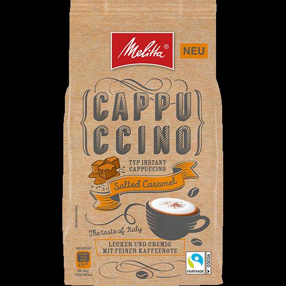 Melitta® Cappuccino Salted Caramel