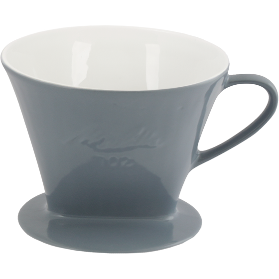 Melitta® Porzellanfilter 102® - Steingrau