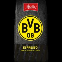 Offizieller BVB Espresso, Melitta® Kaffeebohnen, 500g
