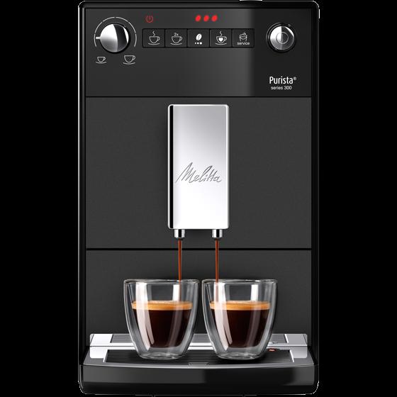 Purista® series 300 Kaffeevollautomat, frosted black