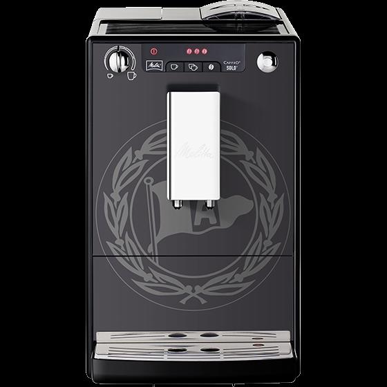 Caffeo® Solo® Kaffeevollautomat, Arminia-Edition