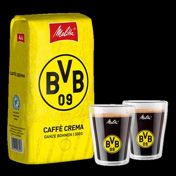BVB Kaffee + Espresso Gläser