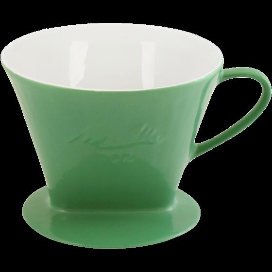 Melitta® Porzellanfilter 102® - Jadegrün