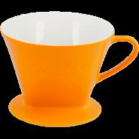 Melitta® Porzellanfilter 102® - Safrangelb