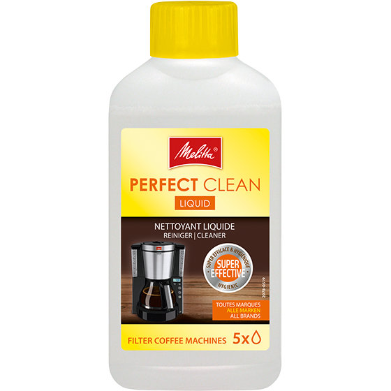 Perfect Clean Filterkaffeemaschinen-Reiniger