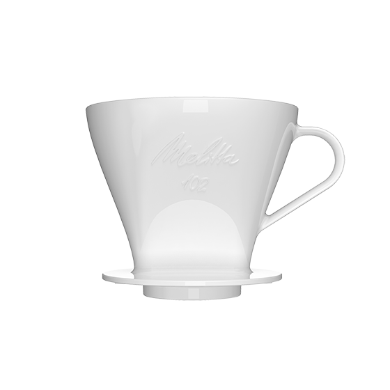 Kaffeefilter 102® aus Porzellan