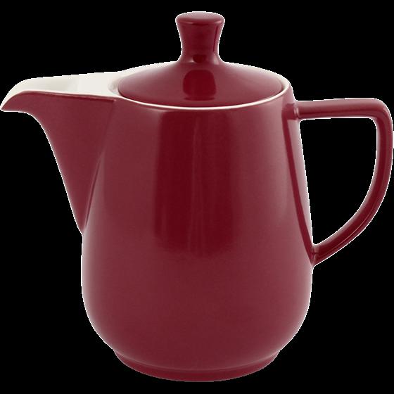 Kaffeekanne 0,6l - Bordeaux