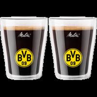 Doppelwandige Kaffee-Gläser BVB