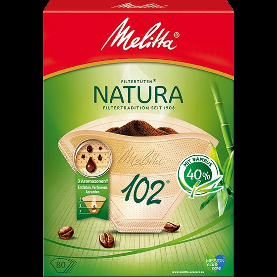 Melitta® Filtertüten® Natura, 102®