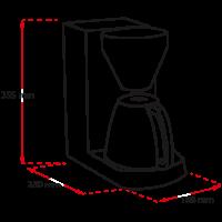 Enjoy® Therm Filterkaffeemaschine