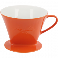 Melitta® Porzellanfilter 102® - Orange