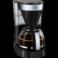 EasyTop® Filterkaffeemaschine, schwarz