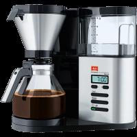 AromaElegance® DeLuxe Filterkaffeemaschine, Edelstahl