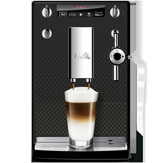 caffeo solo perfect milk deluxe kaffeevollautomat. Black Bedroom Furniture Sets. Home Design Ideas
