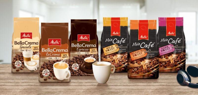 Ganze Bohne Kaffee Produkte Melitta Online Shop