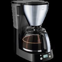 Easytop® Timer Glas Filterkaffeemaschine, schwarz