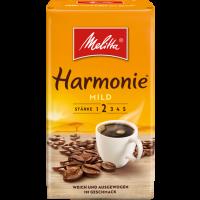 Melitta® Harmonie® mild, Filterkaffee, 500g
