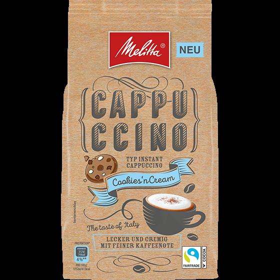 Melitta® Cappuccino Cookies 'n Cream