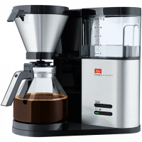 AromaElegance® Filterkaffeemaschine, Edelstahl