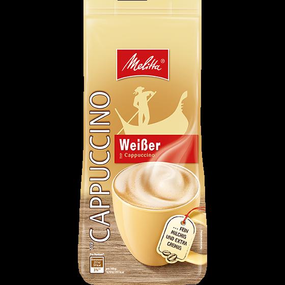 Melitta® Weißer Cappuccino
