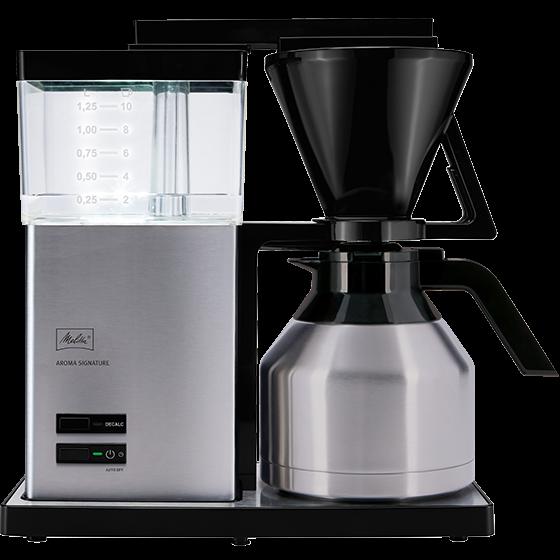AromaSignature® Therm Filterkaffeemaschine, Edelstahl