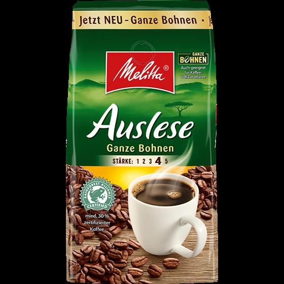 Melitta® Auslese Klassisch, Ganze Bohne, 500g