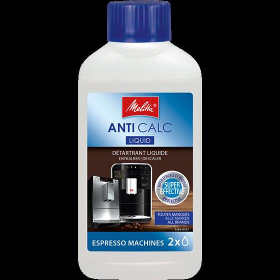 Anti Calc Flüssigentkalker für Kaffeevollautomaten