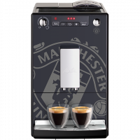 Caffeo® Solo® Kaffeevollautomat Manchester United Edition Black Crest