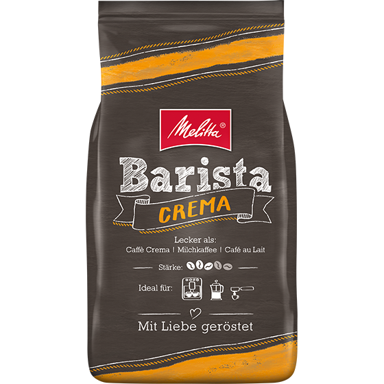 Melitta® Barista Crema, Kaffeebohnen, 1000g