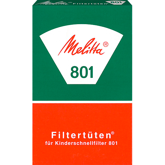 Filtertüten 801/20 für Kindergeschirr