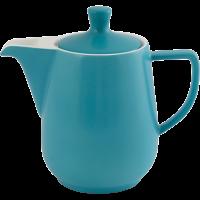 Kaffeekanne 0,6l - Azurblau