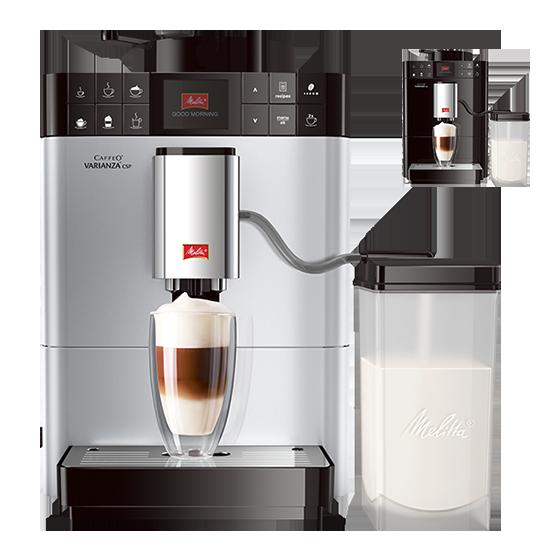 caffeo varianza csp kaffeevollautomat melitta online shop. Black Bedroom Furniture Sets. Home Design Ideas