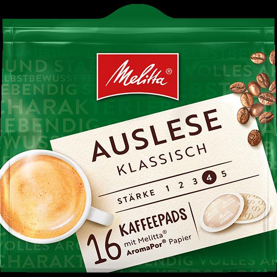 Melitta® Auslese klassisch Kaffeepads