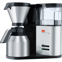 AromaElegance® Therm Filterkaffeemaschine, Edelstahl