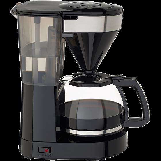 EasyTop® Filterkaffeemaschine schwarz