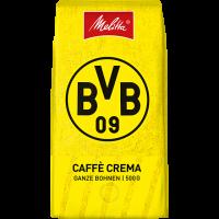 Offizieller BVB Caffè Crema, Melitta® Kaffeebohnen, 500g