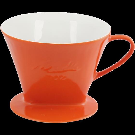 Melitta® Porzellanfilter 102® - Orange
