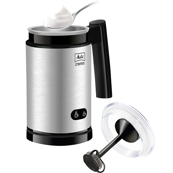 Milchaufschäumer  Cremio® Milchaufschäumer, Edelstahl   Melitta® Online Shop