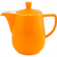 Kaffeekanne 0,6l - Safrangelb