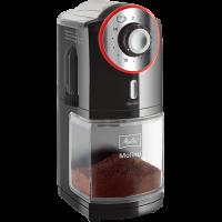 Melitta Molino® Kaffeemühle, schwarz-rot