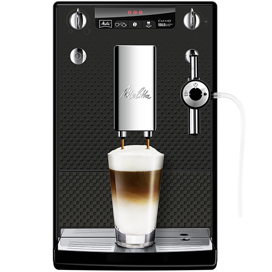 Caffeo® Solo® & Perfect Milk DeLuxe Kaffeevollautomat (2. Wahl)