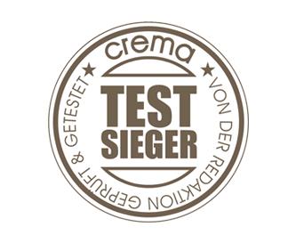 Crema-Redaktion kürt Melitta Auslese Pads zum Testsieger