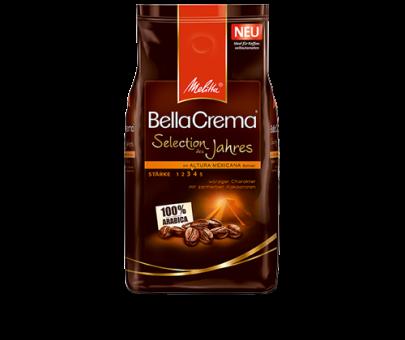 BellaCrema Selection des Jahres mit Tansania Nyanda Bohnen