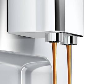 Der Druck macht's – Vorteile Kaffeevollautomaten