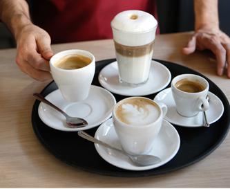 Multitalent Vollautomat - die ganze Bandbreite der Kaffee-Spezialitäten
