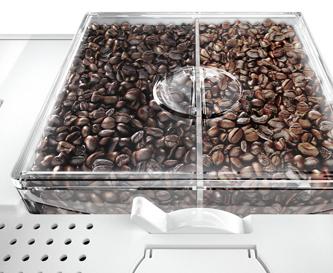 kaffeevollautomat 2 sorten bohnen