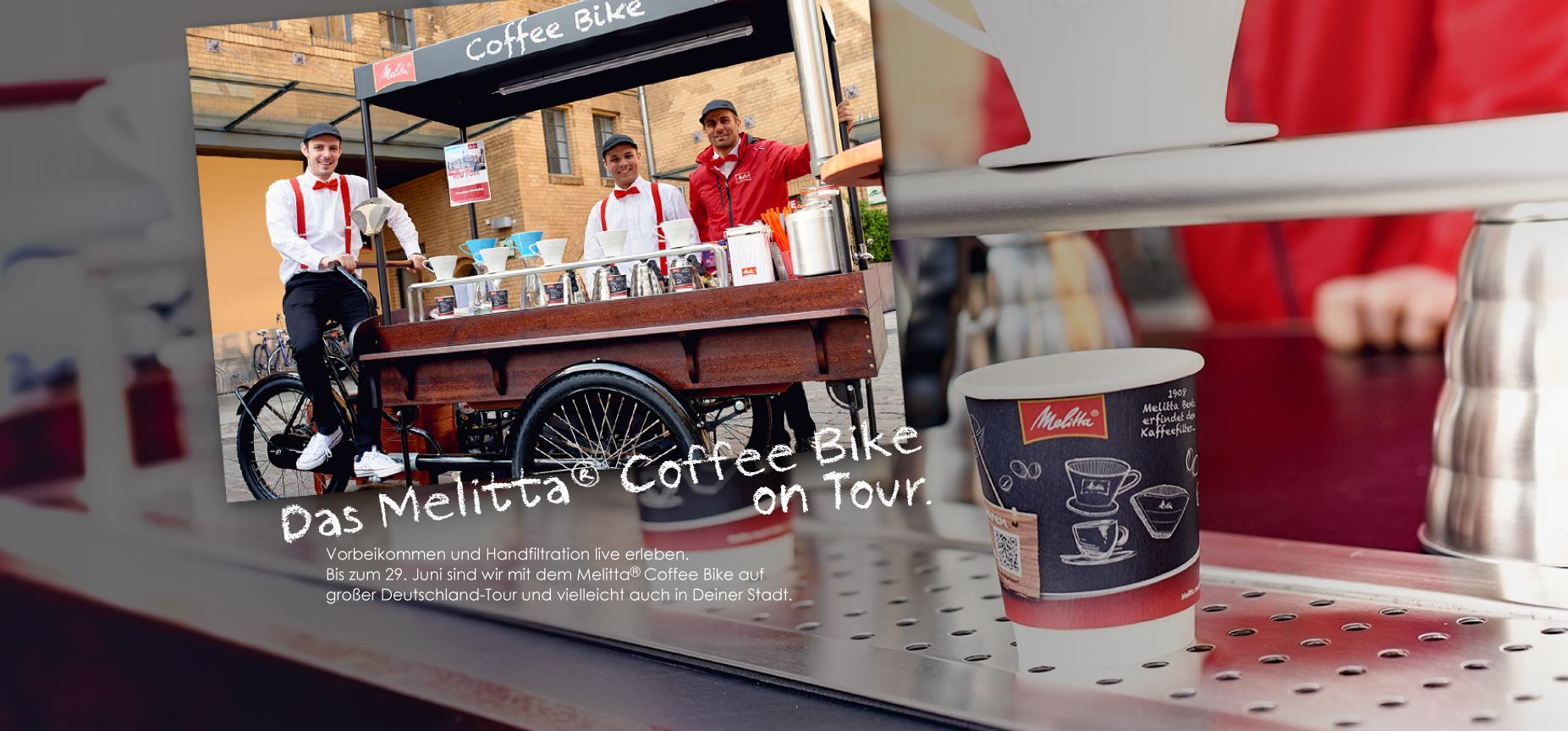 Melitta® Coffee Bike