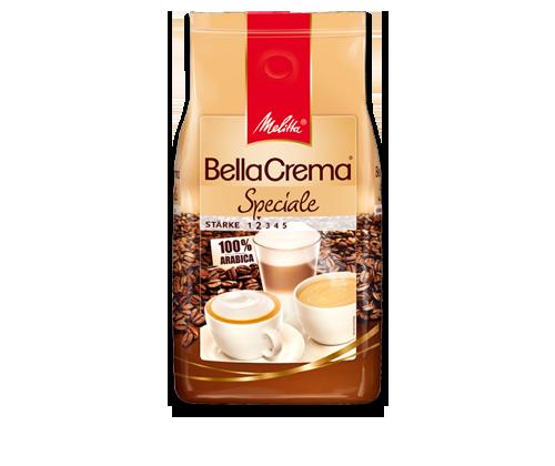 Melitta - Produktwelt - BellaCrema® Speciale